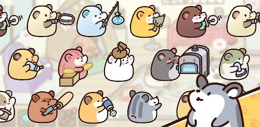 Hamster cookie factory - tycoon game  screenshots 4