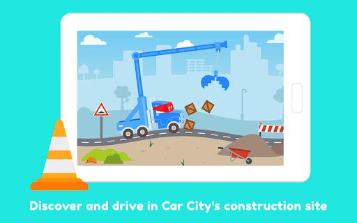 Carl the Super Truck Roadworks: Dig, Drill & Build 1.7.13 screenshots 17