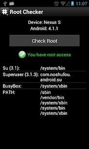 Root Checker Apk Download 2021 1
