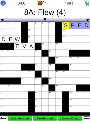 Crossword  screenshots 10