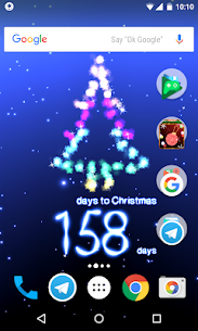 Christmas Countdown with Carols 1