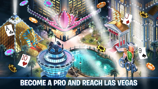 Governor of Poker 3 - Free Texas Holdem Card Games 8.2.0