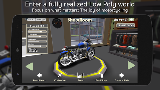 Cafe Racer Mod Apk (Unlimited Money) Free On Android 3