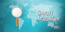 拡大鏡:Smart Magnifierのおすすめ画像1