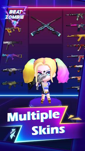 Zombie Shooter : Rhythm & Gun 1.1.2 screenshots 4