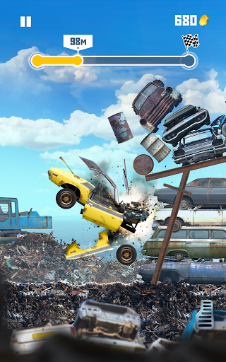Jump The Car modavailable screenshots 15