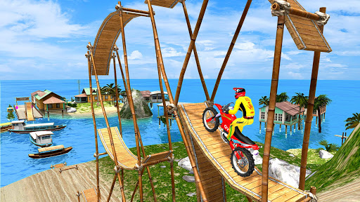New Bike Racing Stunt 3D : Top Motorcycle Games 0.1 screenshots 14