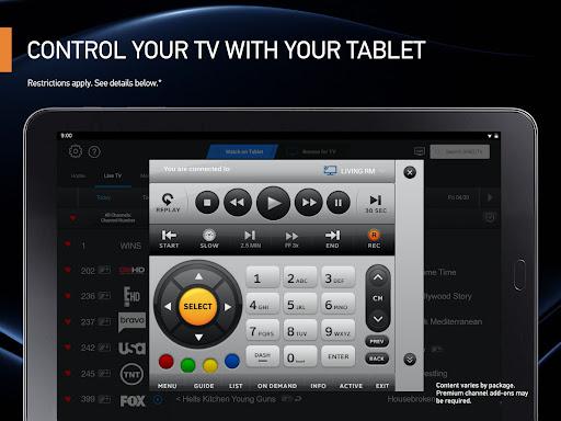 DIRECTV for Tablets apktram screenshots 5