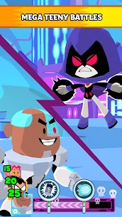 Teeny Titans: Collect & Battle Apk Download New 2021* 4