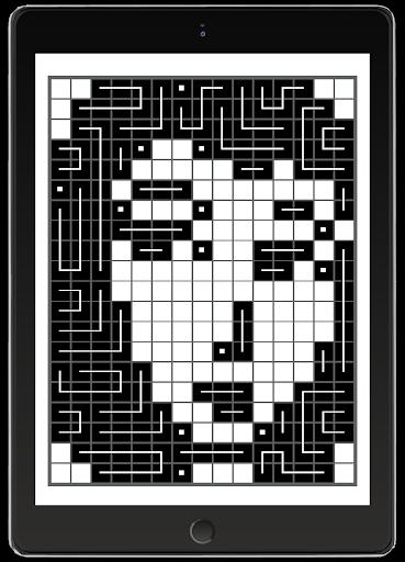 FCross Link-A-Pix puzzles 257 screenshots 10
