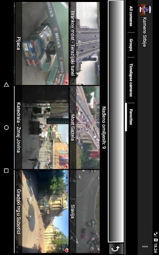 Webcams Belgrade and Serbia 8.6.3 screenshots 14