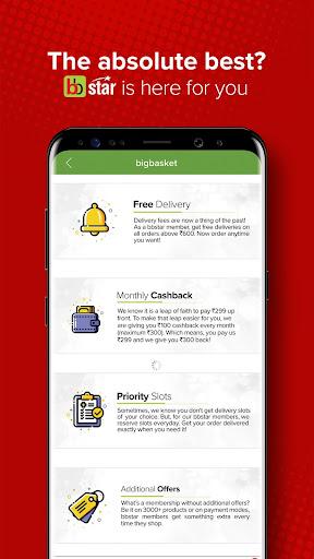 bigbasket- Online Grocery Shopping, Home Delivery apktram screenshots 4