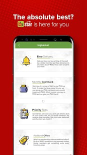 bigbasket - Online Grocery Shopping App Screenshot