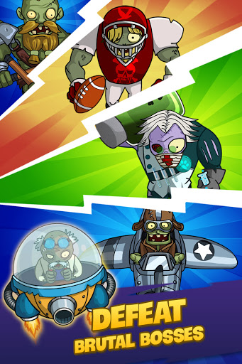 Zombie War: Idle Defense Game  screenshots 15