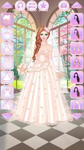 Model Wedding - Girls Games screenshots 17