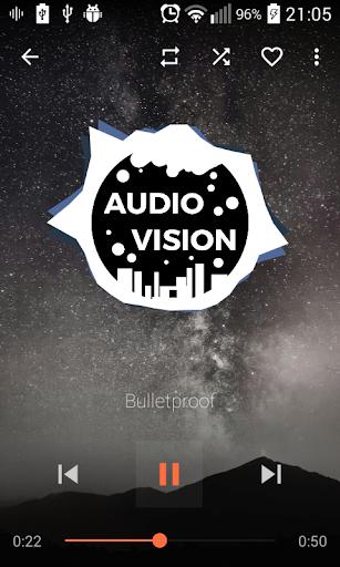 AudioVision Music Player 2.8.5 Screenshots 1