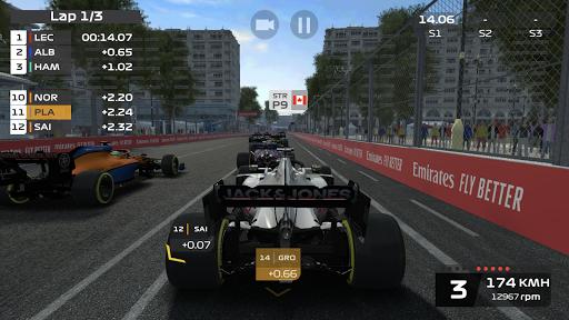 F1 Mobile Racing screenshots 4
