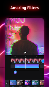 GoCut Pro Apk- Glowing Video Editor (Pro Unlocked) 3