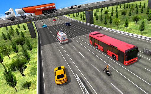 modern city bus driving simulator | new games 2020 screenshot 3