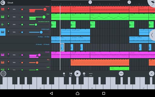 FL Studio Mobile  screen 2