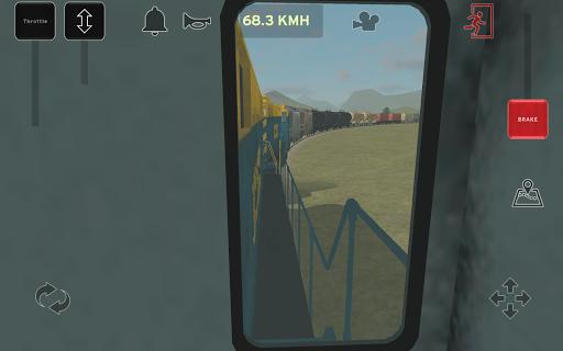 Train and rail yard simulator apkpoly screenshots 11