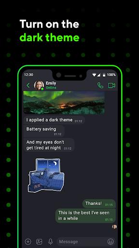 ICQ Messenger: Video Calling App & Chat Rooms 9.15.1(824727) Screenshots 6