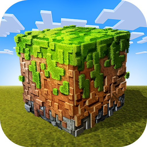 RealmCraft: Free Block Craft with Minecraft Skins