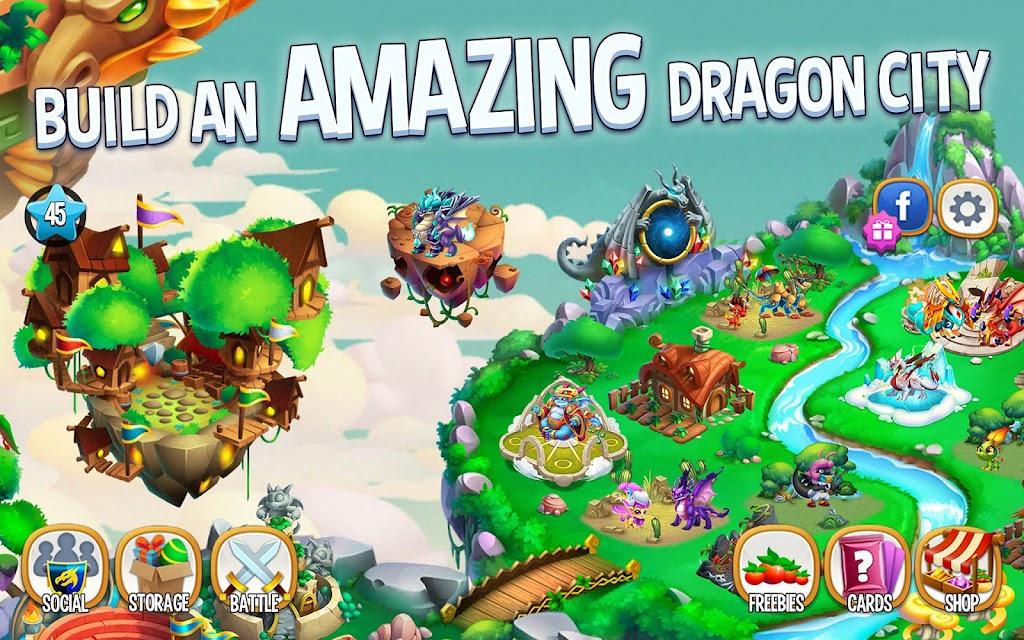 Dragon City Mobile poster 11