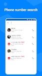 screenshot of Caller ID - Phone Number Lookup, Call Blocker