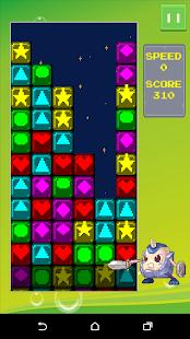 Crack Attack: Block Puzzle