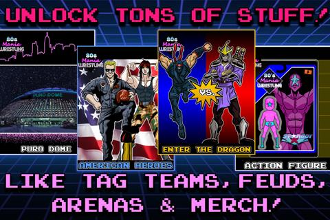 80s Mania Wrestling Returns 1.0.77 screenshots 4