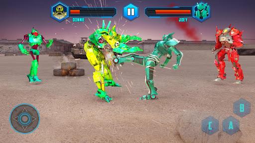 Robot X Street Battle: Beat Em Up Warrior Assassin apkmr screenshots 7
