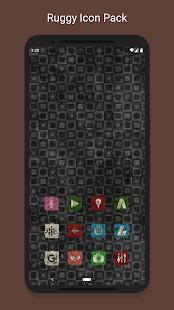 Ruggy - Icon Pack Screenshot