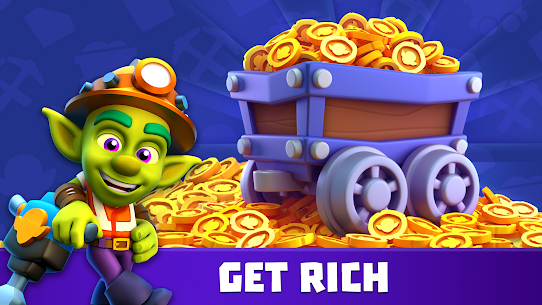 Gold and Goblins: Idle Merger & Mining Simulator Mod Apk 1.8.0 (Money Increases) 3