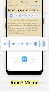 Easy Notes Mod Apk (VIP)- Notepad, Notebook, Free Notes App 6