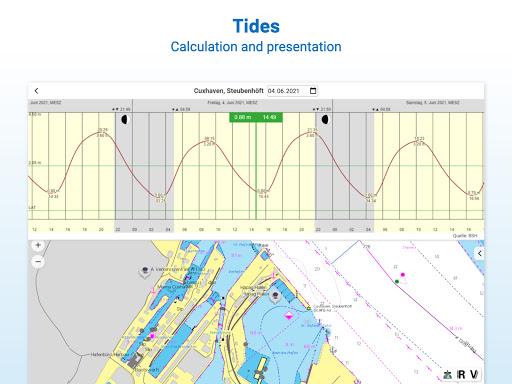 NV Charts GPS Navigation AIS android2mod screenshots 22