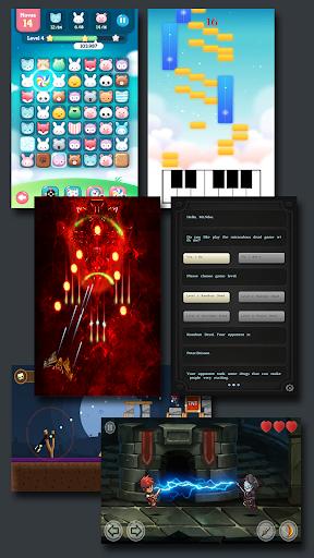Game Maker X apktram screenshots 5