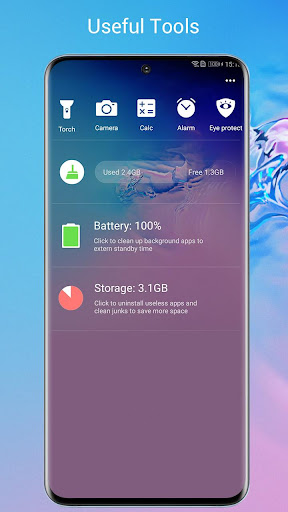 SO S20 Launcher for Galaxy S,S10/S9/S8 Theme 1.8 Screenshots 4