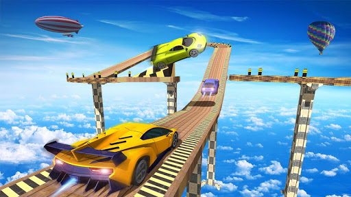 Impossible Tracks Car Stunts Racing: Stunts Games 1.65 screenshots 6