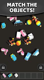 Match Tile 3D - Original Pair Puzzle 256 Screenshots 1