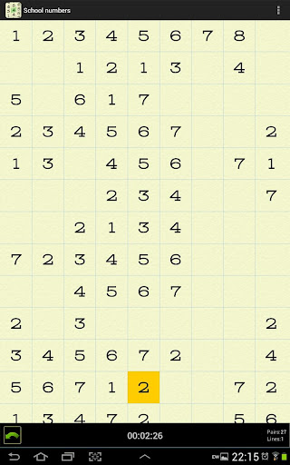 School Numbers Free Math Puzzle 2.40 screenshots 8