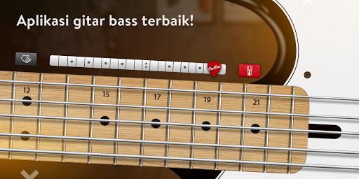 REAL BASS: Gitar bass listrik