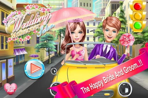 magic wedding makeover salon screenshot 1