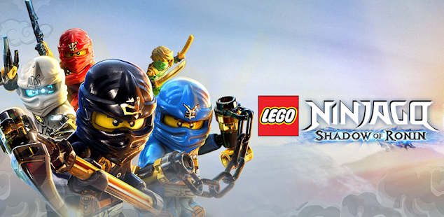 Скриншот №1 к LEGO® Ninjago™ Тень Ронина