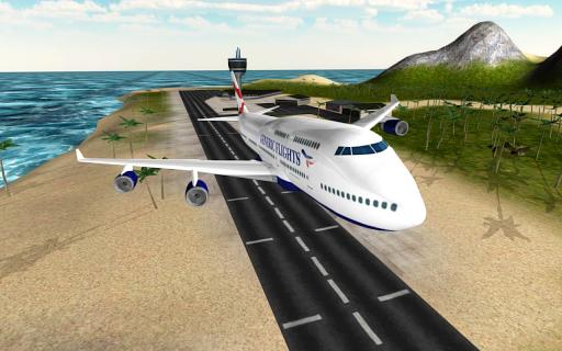 Flight Simulator: Fly Plane 3D  Screenshots 23