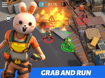 Outfire: Multiplayer Online Shooter MOD APK (All Weapons Unlocked) 10