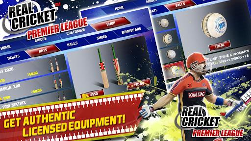 Real Cricketu2122 Premier League  Screenshots 21