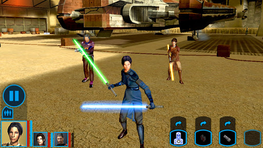 Star Wars™: KOTOR  screenshots 12