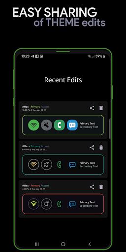 Hex Installer - Themes for OneUI screenshots 3