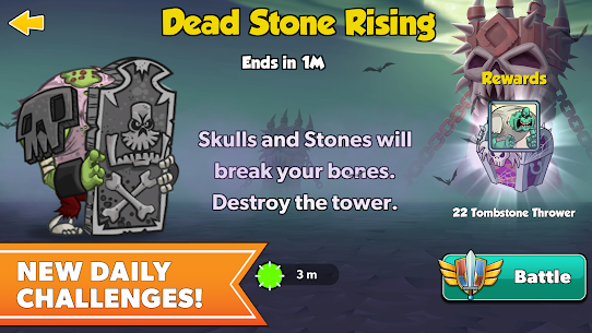 Tower Conquest MOD (Unlimited Money/Gems) 5